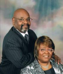 Bishop Nathaniel & Lady Shelley Brooks